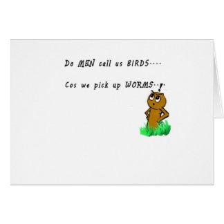 funny cartoon novelty item greeting card