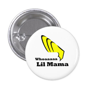 Funny Cartoon Pin Badge Button 1 Inch Round Button