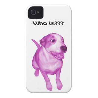 Funny Case, Funny Dog iPhone 4 Cases