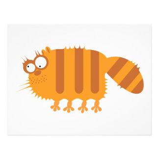 Funny Cat 21.5 Cm X 28 Cm Flyer