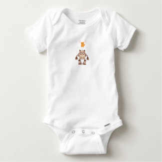 Funny Cat Engineering Scientist Robot Science Baby Onesie