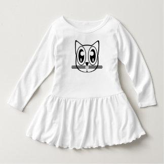 Funny Cat Face Dress