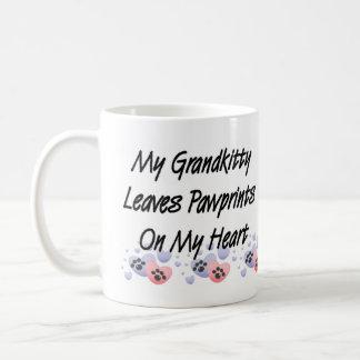 Funny Cat Grandparents Mug