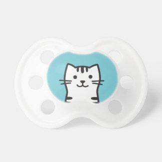 Funny cat portrait dummy