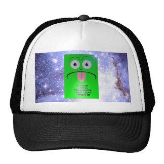 Funny catoon hat