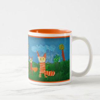 Funny Cats Coffee Mugs
