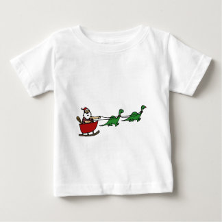 Funny Caveman Santa Claus Tshirt