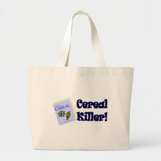 Funny Cereal Killer T-shirts Gifts Bag