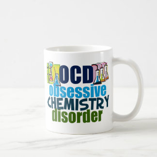Funny Chemistry Basic White Mug