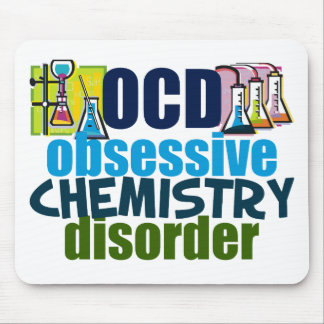Funny Chemistry Mouse Pad