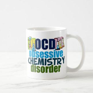 Funny Chemistry Classic White Coffee Mug