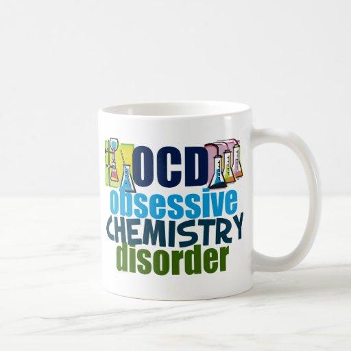 Funny Chemistry Mugs