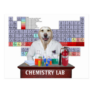 Funny Chemistry Teacher Posters Invitations & Stationery