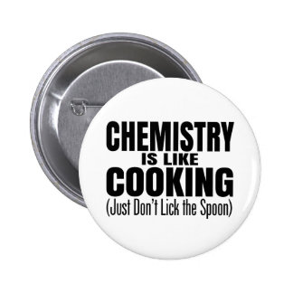Funny Chemistry Teacher Quote 6 Cm Round Badge