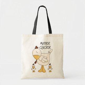 Funny Chicken Gift Tote Bag