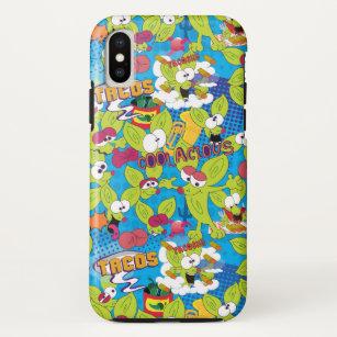 Funny Chico Chihuahua cartoon, crazy faces Case-Mate iPhone Case