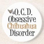 Funny Chihuahua Coaster
