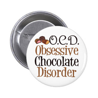Funny Chocolate Button