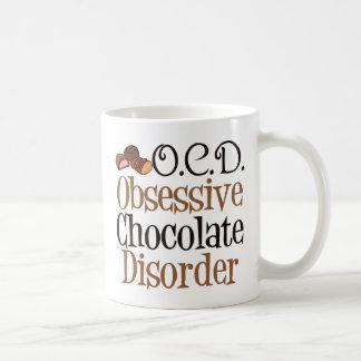 Funny Chocolate Coffee Mug