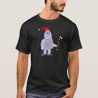 Funny Christmas Abominable Snowman T-Shirt