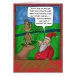 Funny Christmas Cards: Christmas Abroad