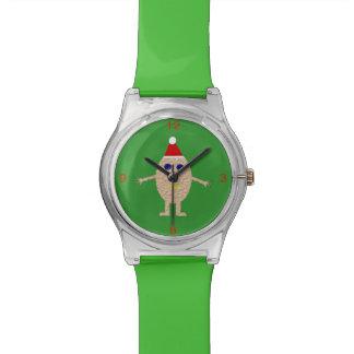Funny Christmas Egg Watch