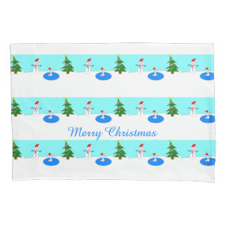 Funny Christmas for Kids Pillowcase