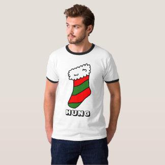 Funny Christmas hung shirt