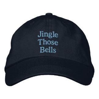 Funny Christmas innuendo Baseball Cap