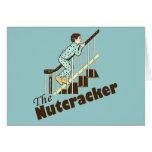 Funny Christmas Nutcracker Greeting Cards