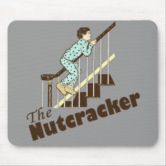 Funny Christmas Nutcracker Mousepad