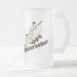 Funny Christmas Nutcracker Mugs