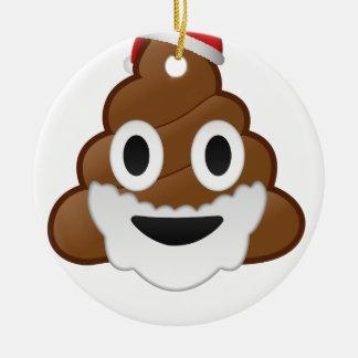 Poop Emoji Christmas Tree Decorations & Ornaments | Zazzle.com.au