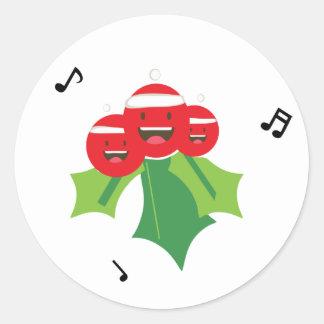 Funny Christmas Sticker