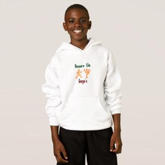Funny Christmas Tacky Kid's Sweatshirt Hoodie