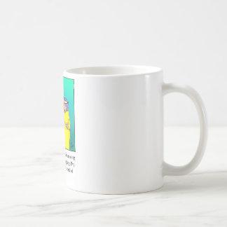 Funny Cigar Spouse Gift! Coffee Mug