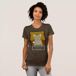 Funny Cinco de Mayo Cat T-Shirt