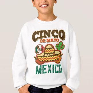 Funny Cinco De Mayo Mexican Sweatshirt