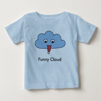 Funny Cloud Infant T-Shirt