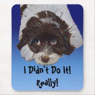 Funny Cocker Spaniel Mouse Pad