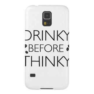 Funny Coffee designs Galaxy S5 Case