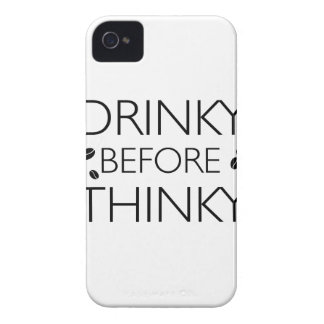Funny Coffee designs iPhone 4 Case-Mate Cases