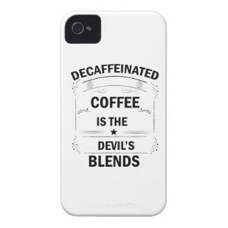 funny coffee drink Case-Mate iPhone 4 case
