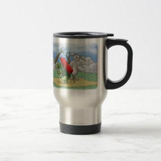 Funny Coffee Mugs: Working Smarter