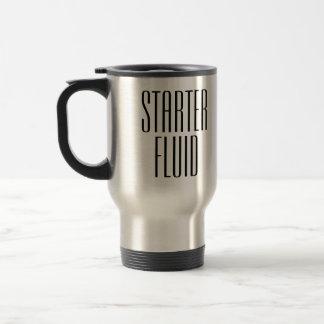 Funny Coffee Starter Fluid Mug