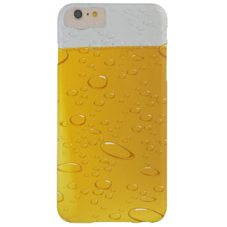Funny Cold Beer Barely There iPhone 6 Plus Case