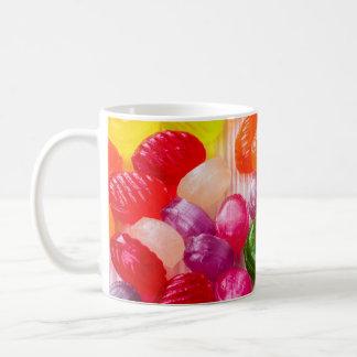 Funny Colorful Sweet Candies Food Lollipop Photo Coffee Mug