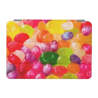 Funny Colorful Sweet Candies Food Lollipop Photo iPad Mini Cover