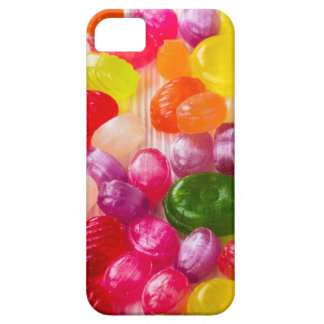 Funny Colorful Sweet Candies Food Lollipop Photo iPhone 5 Covers