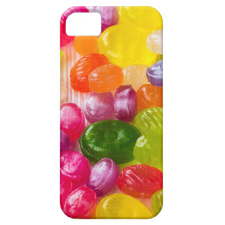 Funny Colorful Sweet Candies Food Lollipop Picture iPhone 5 Case
